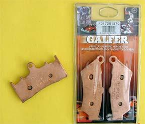 Galfer HH Pads